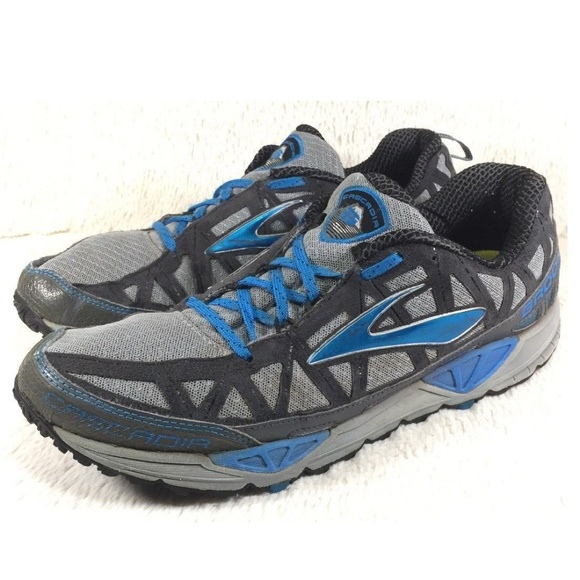 db8824b13d3 Brooks Other - Brooks Men Sz 12 Shoe Cascadia 8 Athletic Running